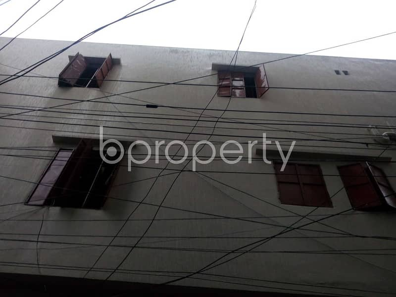 Visit This 600 Sq Ft And One Bedroom Apartment For Rent In Kalachandpur, Khan Bari Road
