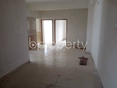 We Have A 1250 Sq. Ft Large Flat For Sale In Lalbagh Nearby Lalbagh Shahi Masjid