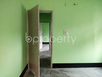 2 Bedroom Apartment for Rent in Kalachandpur, Dhaka - Close To Kalachandpur School A Standard Flat Is For Rent