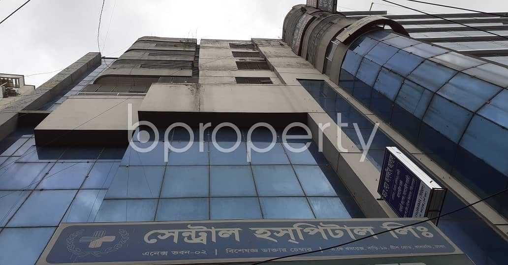 An Office Space Is Up For Rent Which Is Located In Green Road