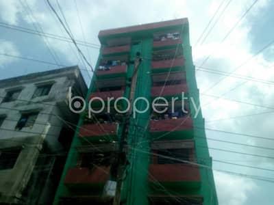 ভাড়ার জন্য BAYUT_ONLYএর ফ্ল্যাট - বাড্ডা, ঢাকা - A Comfy 720 Sq Ft Dwelling For A Small Family Is Here For Rent In East Badda