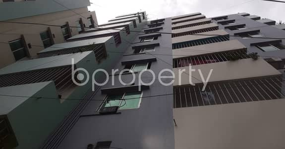 3 Bedroom Flat for Sale in 9 No. North Pahartali Ward, Chattogram - A Reasonable Apartment Of 1360 Sq Ft Is For Sale In West Firojshah Colony