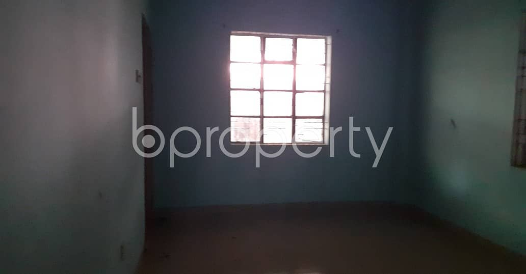 Check This 900 Sq. ft Apartment Which Is Up To Rent Near By Firingee Bazaar Temple.