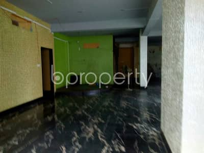 Floor for Sale in Banani, Dhaka - A 2800 sq. ft Commercial Space Is Available For Sale In Banani Nearby Aarong Banani