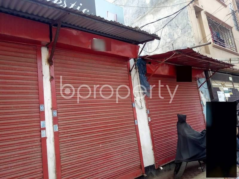 250 Sq Ft shop Is Available to Rent in Mirpur 12