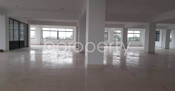 Floor for Rent in Savar, Dhaka - See This Open Space Of 10000 Sq. Ft Is For Rent Located In South Kalma.