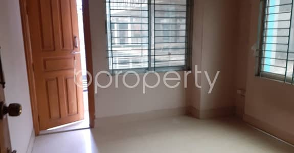 Meet With A Fascinating 1000 Sq Ft Ready Flat For Rent In Firingee Bazaar