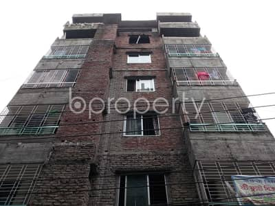 3 Bedroom Flat for Sale in Khilgaon, Dhaka - 1000 Sq Ft Convenient Apartment For Sale In East Goran