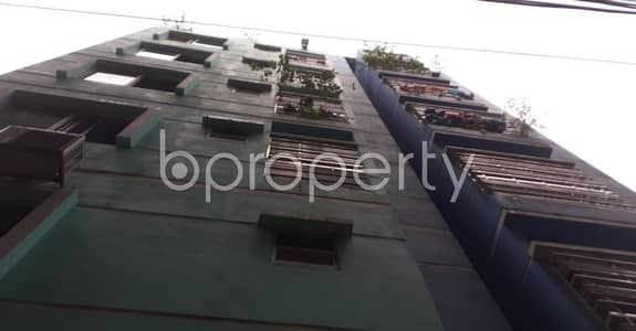 For Rental purpose beautiful 850 SQ FT flat is now up to Rent in Firingee Bazaar Ward