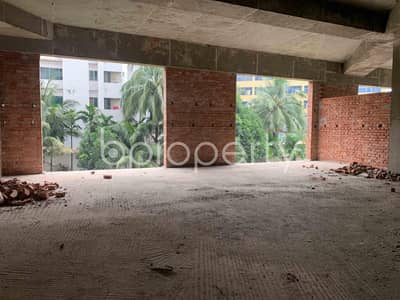 Shop for Sale in Bashundhara R-A, Dhaka - Brand New 1057 Sq Ft Organized Shop For Sale In Bashundhara R-A