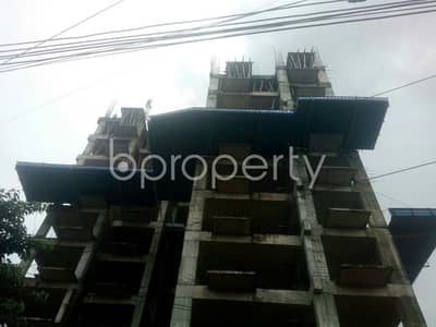 3 Bedroom Flat for Sale in Badda, Dhaka - Your Desired Large 3 Bedroom Home In Badda Is Now Vacant For Sale