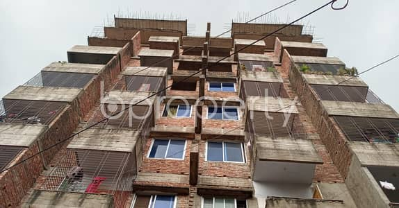 3 Bedroom Apartment for Sale in Cantonment, Dhaka - Flat For Sale Covering A Beautiful Area In West Manikdi