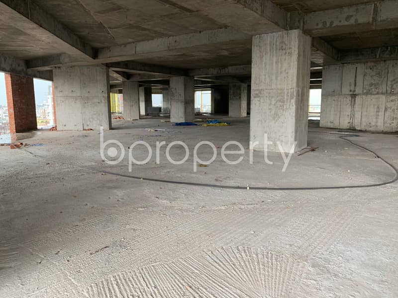 A Very Aesthetic 18129 Sq Ft Business Space Is Up For Sale In The Most Convenient Location Of Bashundhara
