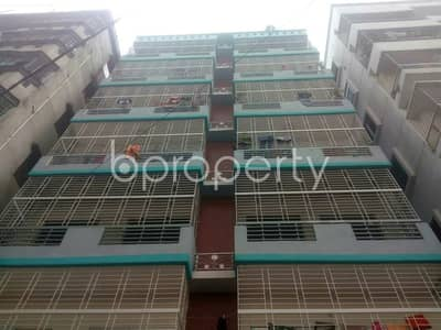1 Bedroom Flat for Rent in Badda, Dhaka - A Decent 550 Sq Ft Apartment Which Is Now Up For Rent In Badda
