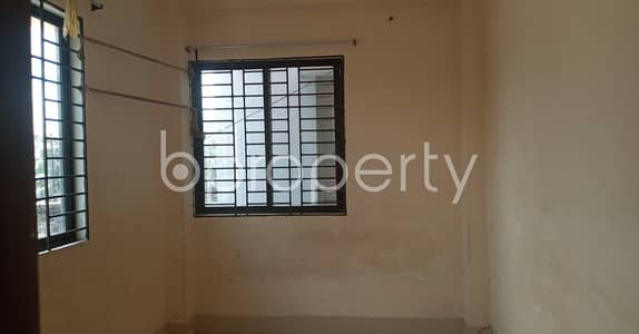 A Well Defined Residential Flat Of 800 Sq Ft Is Available For Rent In Cement Crossing, Cepz