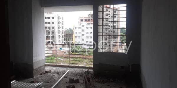 বিক্রয়ের জন্য BAYUT_ONLYএর অ্যাপার্টমেন্ট - মোহাম্মদপুর, ঢাকা - In Chandrima Model Town This 1100 Sq. Ft. Flat Is Up For Sale