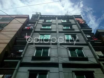 Nice 550 SQ FT apartment is available to Rent in Badda