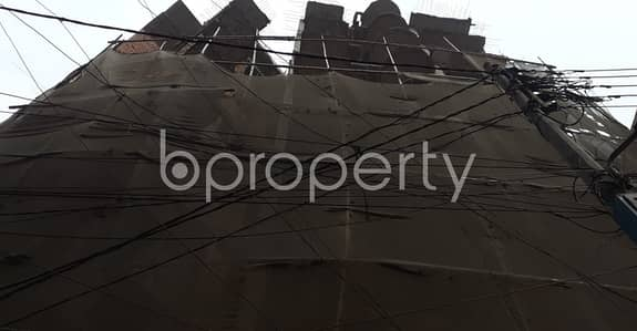 3 Bedroom Apartment for Sale in Ibrahimpur, Dhaka - This Ready Apartment At Ibrahimpur, Near Fantasy Kinder Care & Junior School Is Up For Sale.