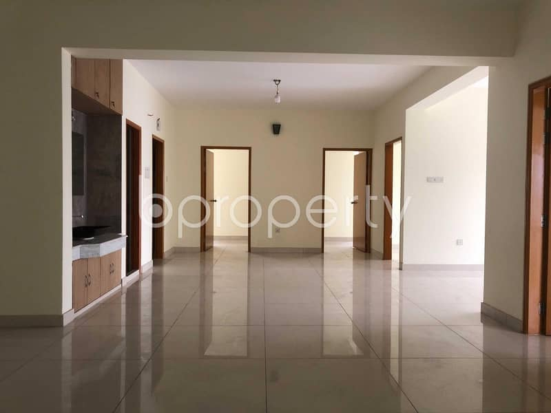 A Luxurious Apartment Is Ready For Rent In Khulshi, Nearby Women College
