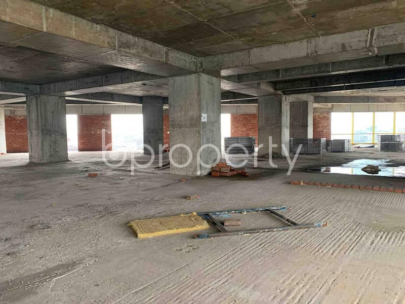 Structurally Well Set 18129 Sq Ft Commercial Space For Sale Is Available In Bashundhara R-A