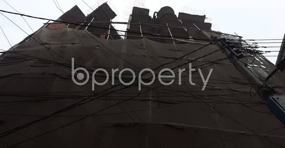 3 Bedroom Apartment for Sale in Ibrahimpur, Dhaka - In Ibrahimpur Near Fantasy Kinder Care & Junior School An Adequate Apartment Is For Sale