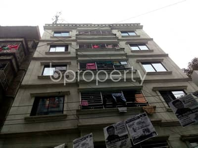 2 Bedroom Flat for Sale in Badda, Dhaka - An Apartment Is Up For Sale In South Baridhara Residential Area, Near Siraj Mia Memorial School