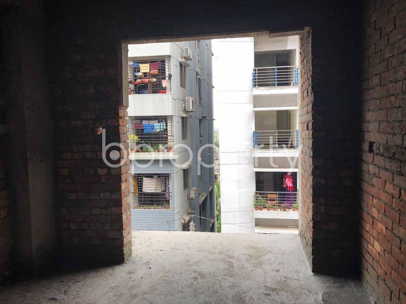 Offering You a 2200 Sq Ft Brand New Apartment Is Vacant For Sale In Mirpur DOHS