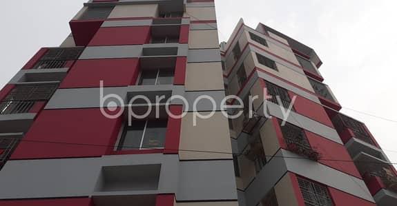 3 Bedroom Apartment for Sale in Dakshin Khan, Dhaka - Visit This Apartment For Sale In Faydabad Near Faydabad Model High School