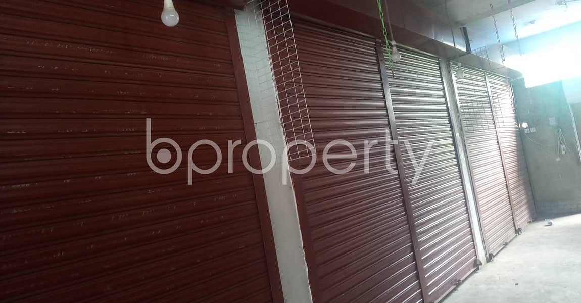 This 155 Sq. ft Shop Ready To Rent In Bandartila