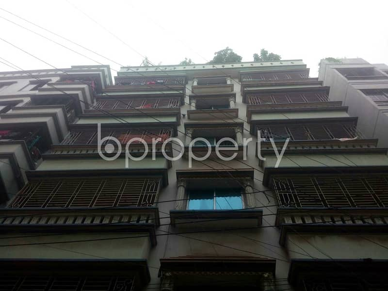 Start Your New Home, In This 550 Sq. Ft Flat For Rent In South Baridhara Residential Area.