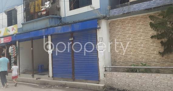 Shop for Rent in Mohammadpur, Dhaka - 120 Square Feet Shop Is Available For Rent In Road No 3, Mohammadi Housing Ltd.