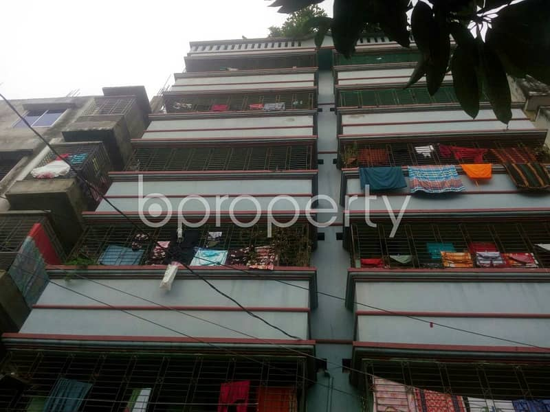 Offering You An Excellent 550 Sq Ft Flat For Rent In South Baridhara