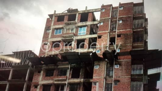 3 Bedroom Apartment for Sale in Bashabo, Dhaka - Available In Kushumbag A 1200 Sq Ft Residential Apartment Is Up For Sale