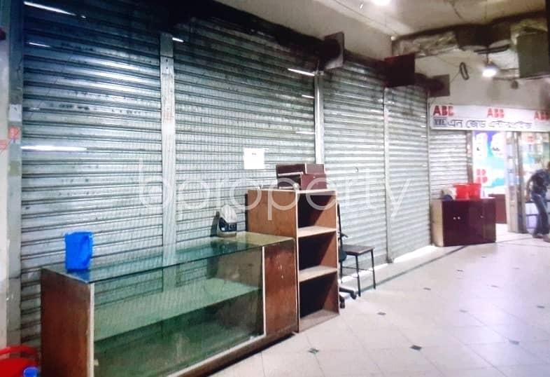 Acquire This 165 Sq Ft Shop Which Is Up For Rent In Gulshan 2 Circle