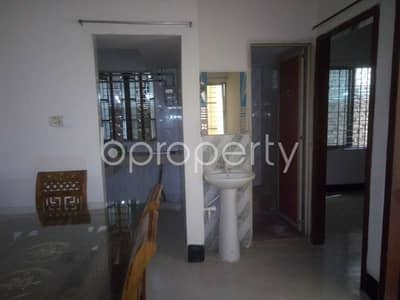 2 Bedroom Flat for Rent in Badda, Dhaka - For Rental purpose 700 SQ FT flat is now up to Rent in Nurer Chala