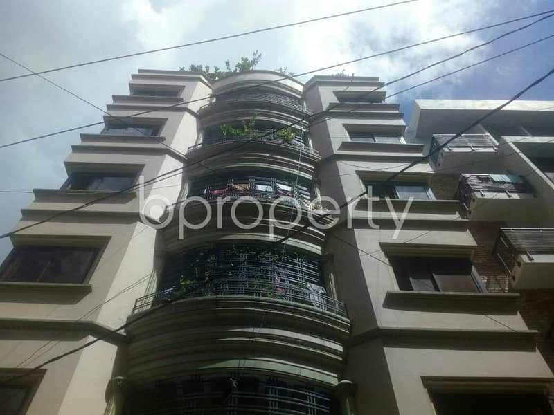 Visit This 720 Sq Ft Flat For Rent In South Baridhara Residential Area