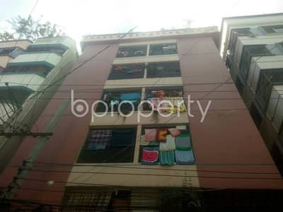 1 Bedroom Flat for Rent in Badda, Dhaka - Reside Conveniently In This Well Constructed 1 Bedroom Flat For Rent In South Baridhara R/a