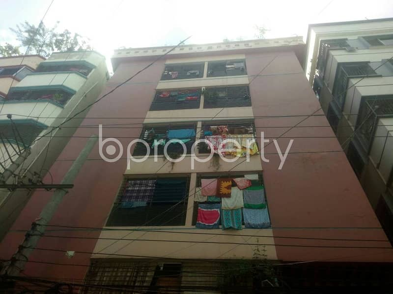 Reside Conveniently In This Well Constructed 1 Bedroom Flat For Rent In South Baridhara R/a