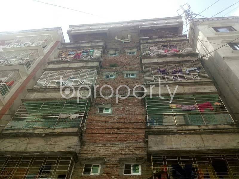 A Moderate 720 Sq Ft Residential Apartment Is Up For Rent In The Center Of South Baridhara Residential Area.