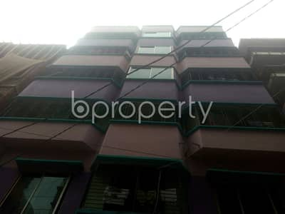 For rental purpose 720 Square feet flat is available in South Baridhara