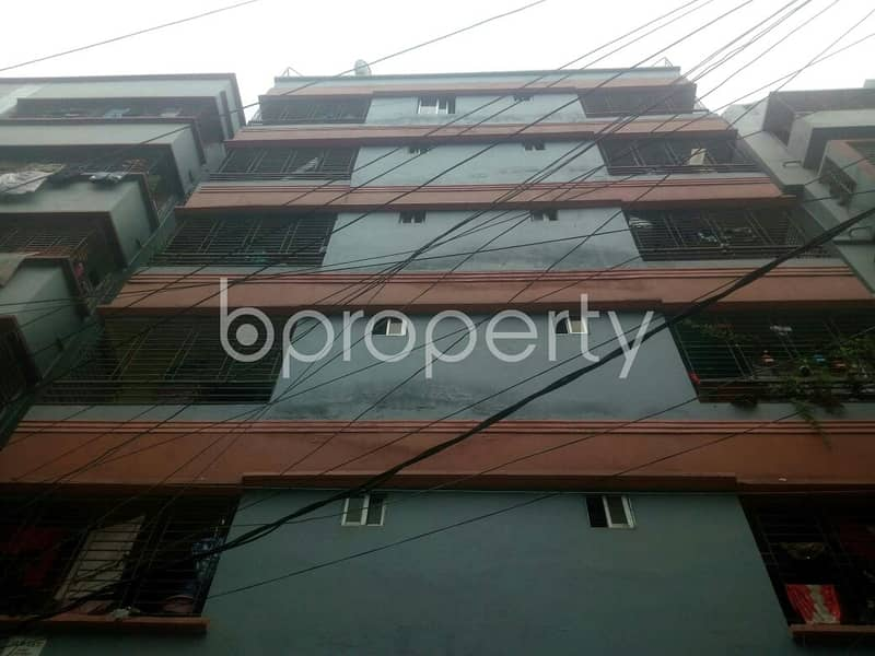 In The Location Of South Baridhara Residential Area A Standard Flat Is For Rent