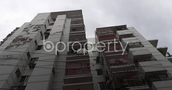 3 Bedroom Apartment for Sale in Kalabagan, Dhaka - An Impressive 1286 Sq Ft Residential Apartment Is Up For Sale In The Center Of Kalabagan Near By Bashir Uddin Road Jame Masjid.