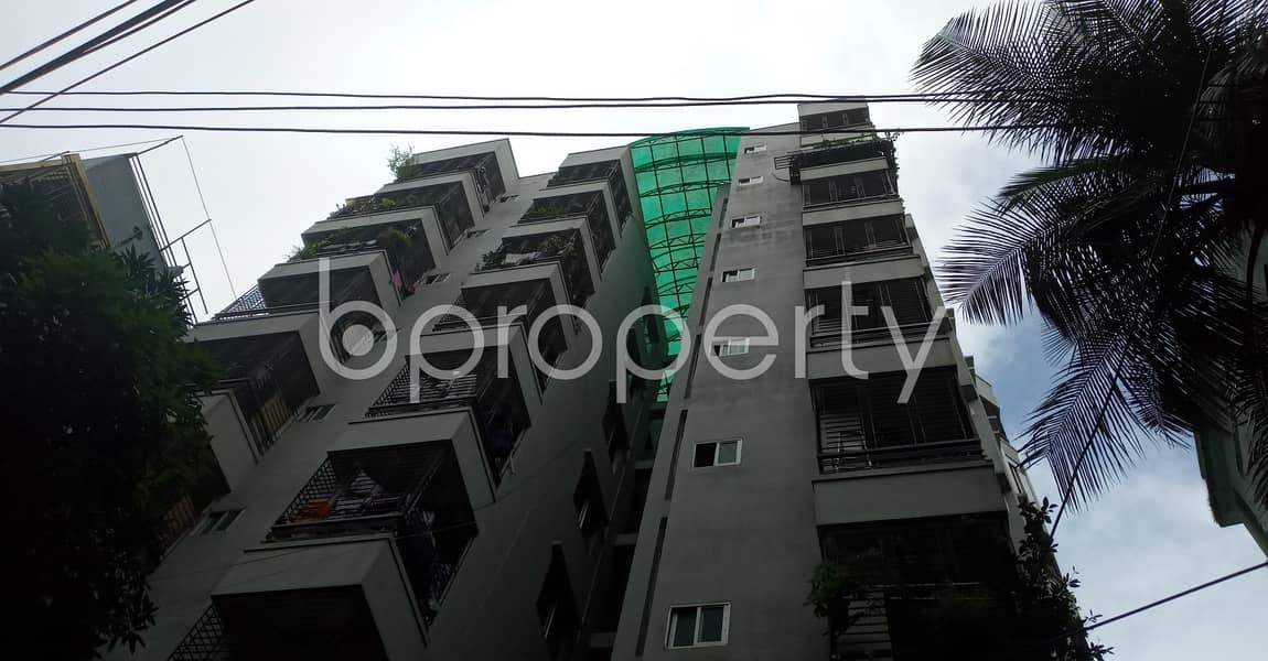A Perfect Flat Of 1700 Sq Ft For Living With Family Is Available For Sale At Outer Circular Road, Shiddheswari