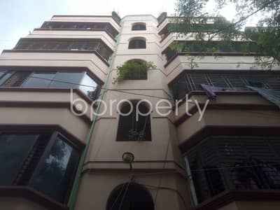 2 Bedroom Flat for Rent in Badda, Dhaka - A Residence Which Is Up For Rent At Natun Bazar Near To Jamiya Saidia Karimia