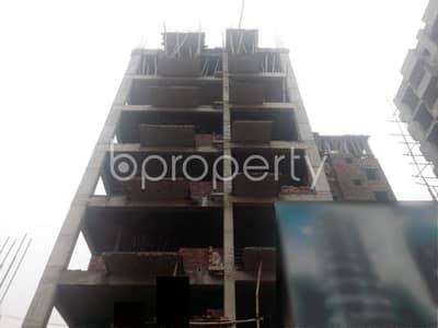 3 Bedroom Apartment for Sale in Aftab Nagar, Dhaka - Visit This Apartment For Sale In Aftab Nagar Near Nanjing Community Center