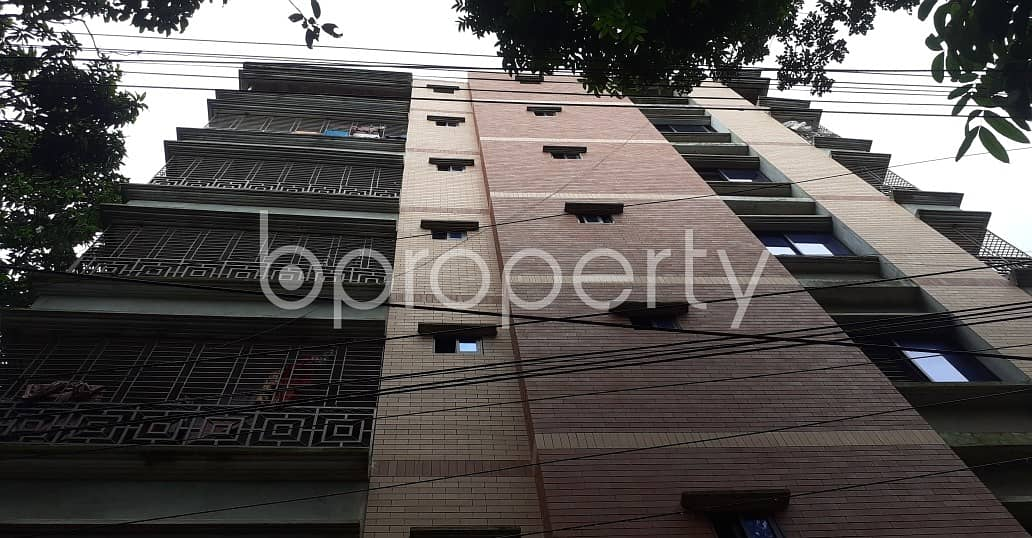 A Reasonable 1000 Sq. Ft And 3 Bedroom Flat Is Available For Rent In Dakshin Chayabithy