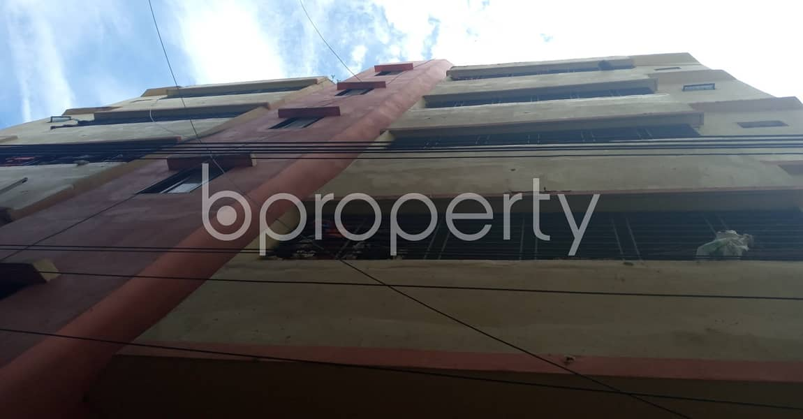 This Flat In Kathgar With A Convenient Price Is Up For Rent Near Potenga High School