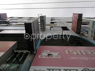 Office for Rent in Nadda, Dhaka - 700 Square Feet Office Is For Rent In Pragati Avenue.