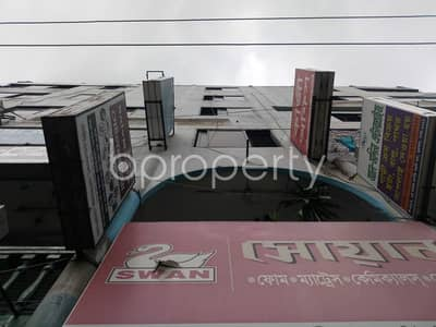 Office for Rent in Nadda, Dhaka - An Office Space Is Up For Rent Which Is Located In Pragati Avenue
