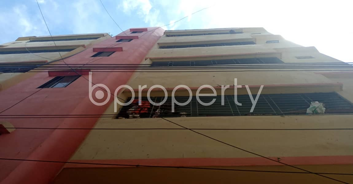 See This Flat In Kathgar Very Near To Potenga High School For Rent Which Is Ready To Move In